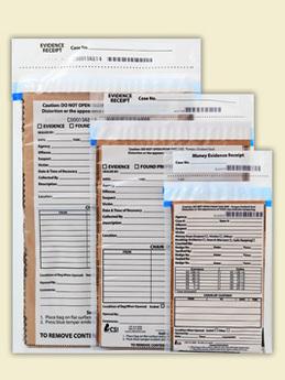 envelope custom evidence fu
