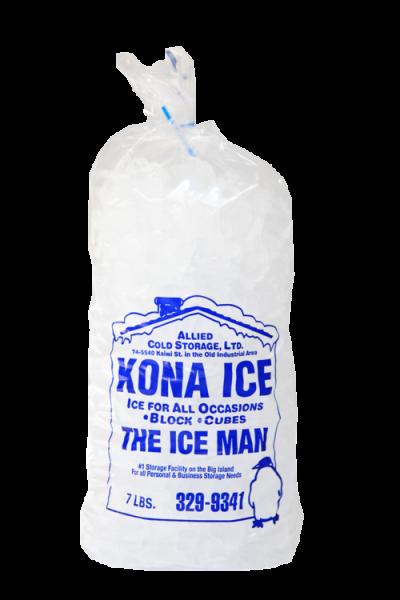 Custom ice bags