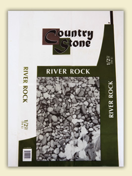 Custom River Rock