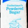 powdered-surgarsmall bags