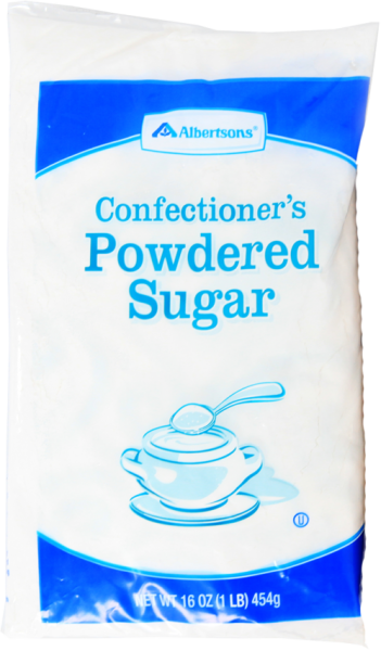 powdered-surgarsmall bags
