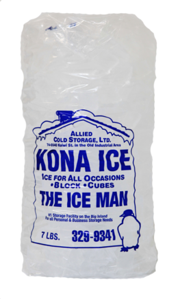 Ice Bags