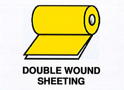 Double Wound Sheeting