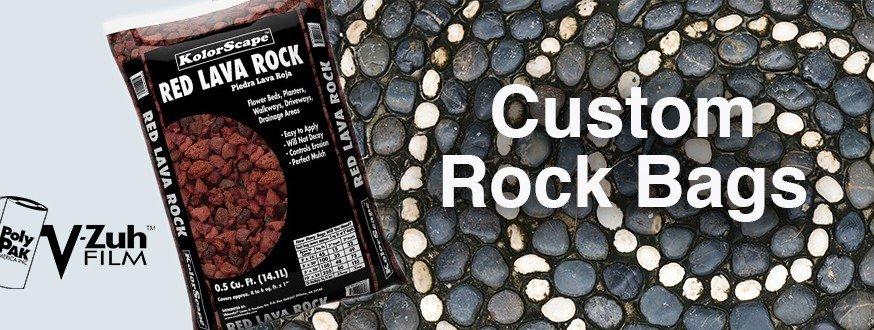 Custom Rock Bags