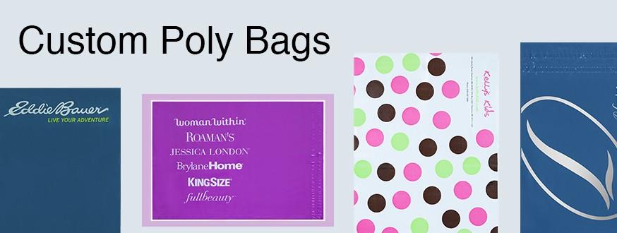 custom poly bags