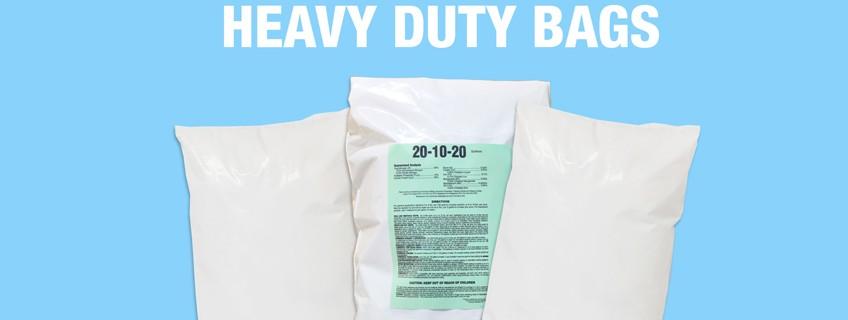 large heavy duty plastic bags