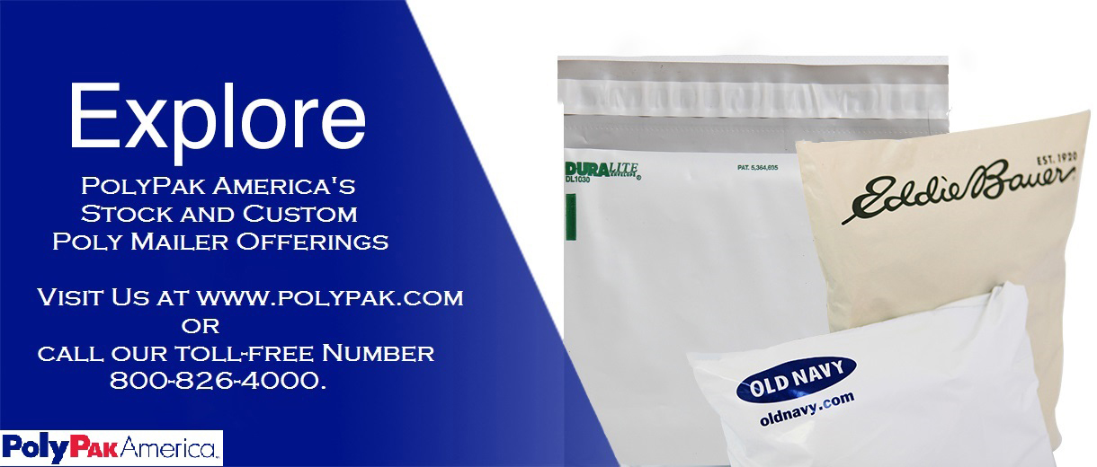 Poly mailer envelopes