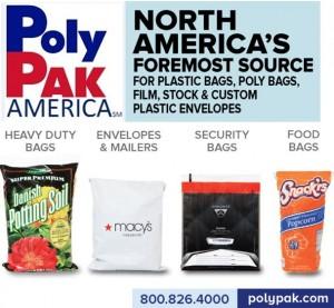 Polyethylene Shipping Envelopes