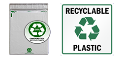Recyclable Plastic Mailer